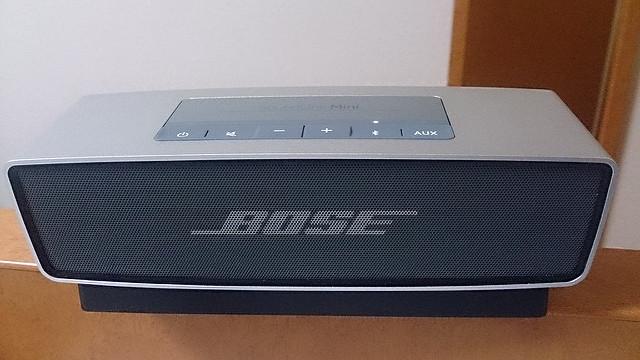 【BOSE】 SoundLink Mini Bluetooth speaker
