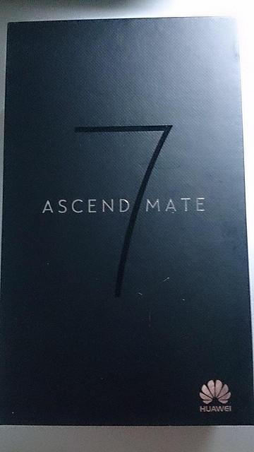 FREETELでAscendmate7は動作するのか試してみた。