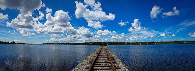チャンス行きの列車には乗り遅れるな、普段からやっておくことが乗車券だ!