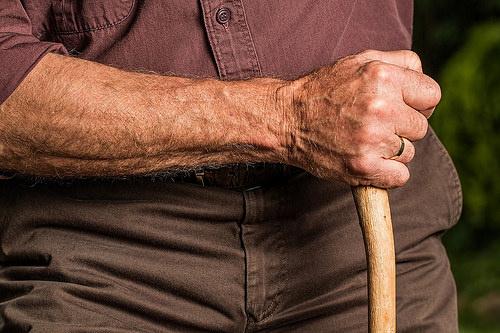 お年寄りに対して無条件に尊敬出来る点、それは