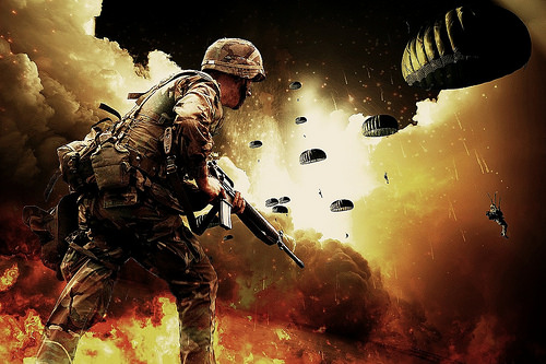 デスマーチや過剰な残業状態は「戦争」状態のようなものでは?