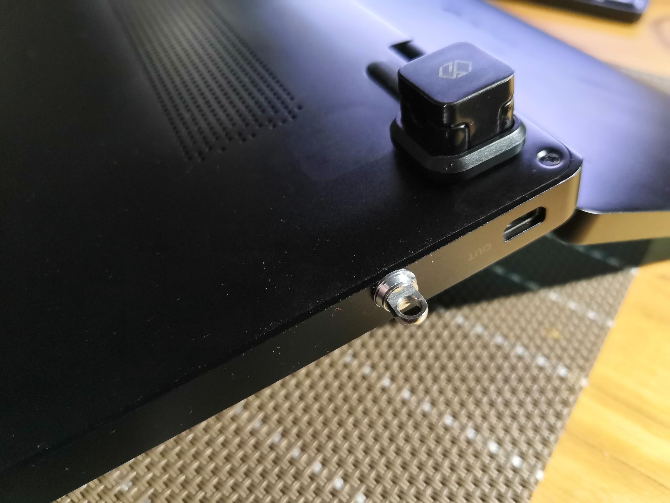 続・OneMix3(ノートPC・UMPC)の発熱をマシにする簡易スタンド